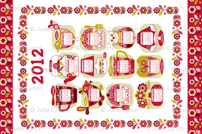Domestic Bliss 2012 for Linen-Cotton