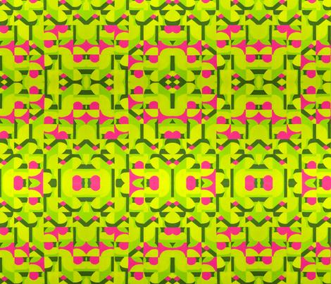 Watermelon fabric by bettinablue_designs on Spoonflower - custom fabric