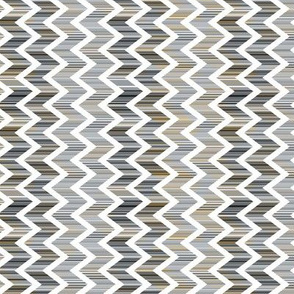 Patina Chevron vertical