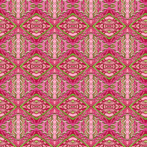 When Argyle Doesn't Want to Follow the Rules fabric by edsel2084 on Spoonflower - custom fabric