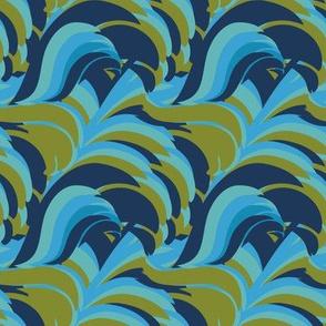 Inverted waves