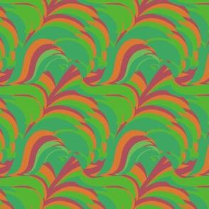 Jungled waves