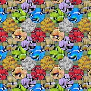 peaduck coins multi bright