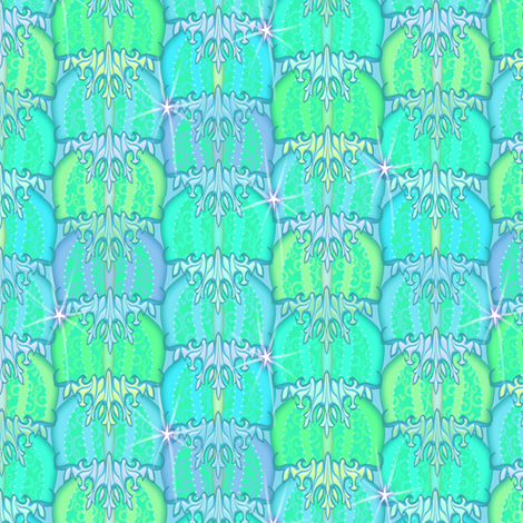at_the_ball3 fabric by glimmericks on Spoonflower - custom fabric