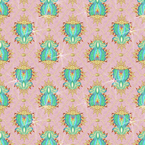 elaboration fabric by glimmericks on Spoonflower - custom fabric
