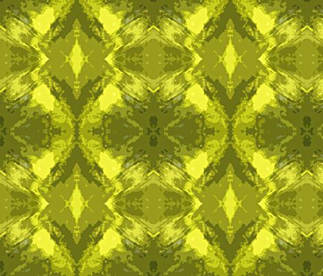 Algae on Limestone Rocks in the Frio River fabric by susaninparis on Spoonflower - custom fabric