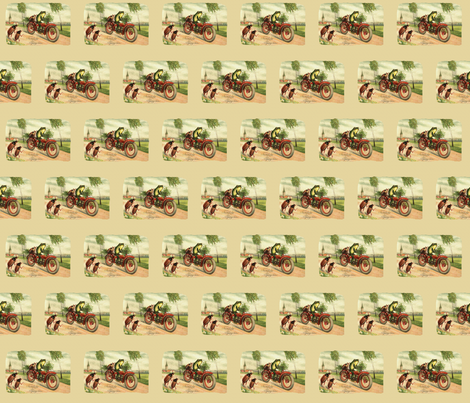 Country Ride  fabric by icarpediem_ on Spoonflower - custom fabric