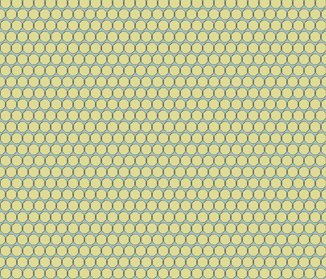 smaller octagon fabric by luluhoo on Spoonflower - custom fabric