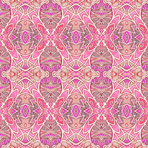 Moorish Girls fabric by edsel2084 on Spoonflower - custom fabric