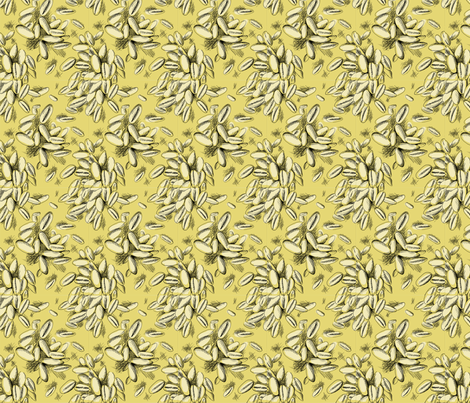 Barley (gold) fabric by phillip_markel on Spoonflower - custom fabric