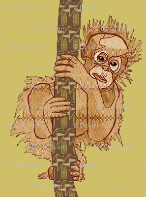 Apey Baby (Bamboo)