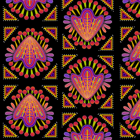 CELEBRATION fabric by glimmericks on Spoonflower - custom fabric