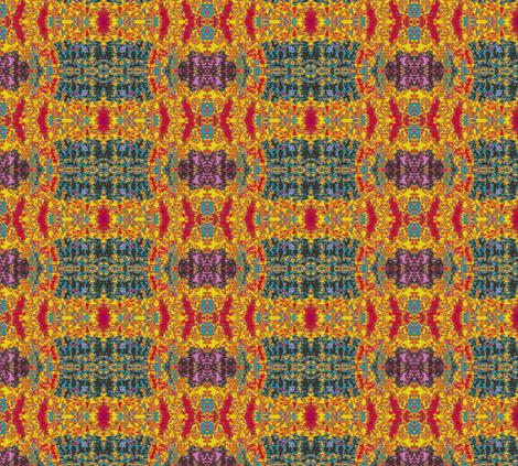 Guatemalan Sunshine 1 fabric by susaninparis on Spoonflower - custom fabric