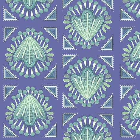 CELEBRATION fresh fabric by glimmericks on Spoonflower - custom fabric