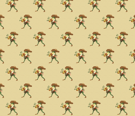 The Romantic  fabric by icarpediem_ on Spoonflower - custom fabric