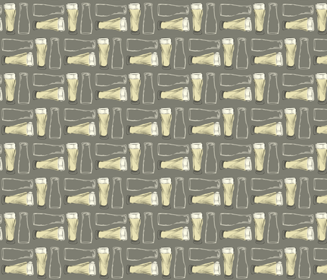 Glass (slate) fabric by phillip_markel on Spoonflower - custom fabric