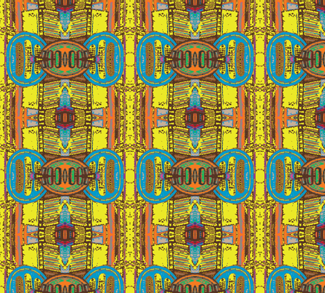 Dengue Fever fabric by susaninparis on Spoonflower - custom fabric