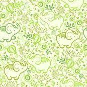 Rrelephants_flowers_seamless_pattern_green_recolor_sf-01-02-03_shop_thumb