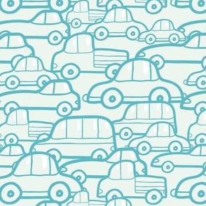 Doodle Cars