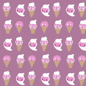 cute kawaii ice-cream