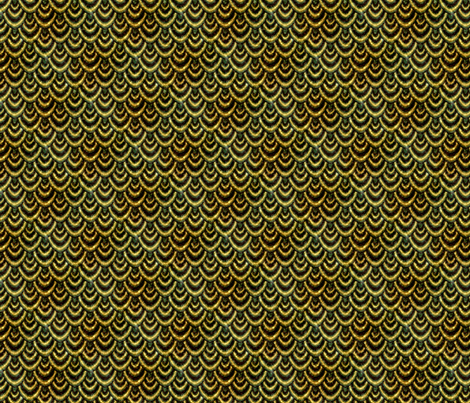 Scales (Summer) fabric by jessedwards on Spoonflower - custom fabric