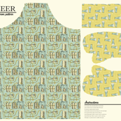 Beer Apron Pattern