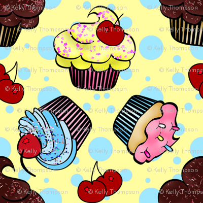 Little Cup Cakes