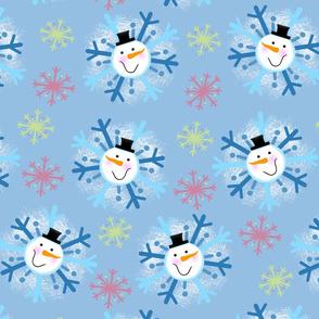 snowmanflake