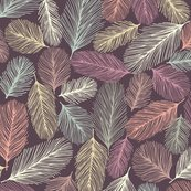 Rrrrrillustrated_feathers_2_30x30cm_teja_williams_shop_thumb