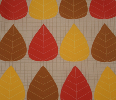 Autumn Big Leaves