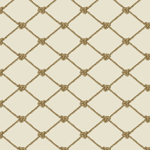 Small Crab Netting - Neutrals