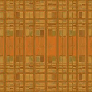 Cozy Grid Horizontal Stripe © Gingezel™ 2012