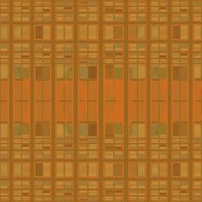 Cozy Grid Horizontal Stripe © Gingezel™ 2012