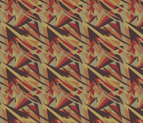 flying arrows fabric by tommy_noshitsky on Spoonflower - custom fabric