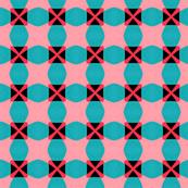 Retro Pink&Blue