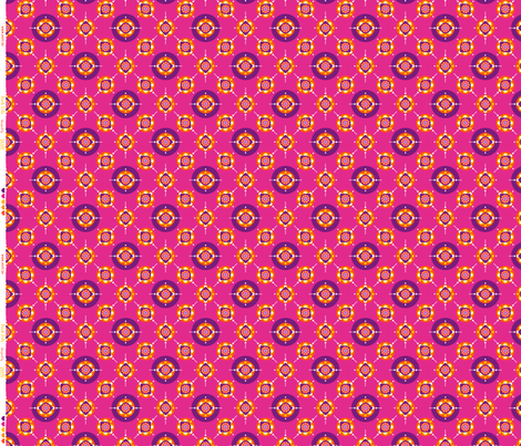 Bindi Dots fabric by zesti on Spoonflower - custom fabric