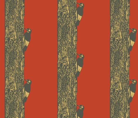 Dixie and a Lucky Dog fabric by honeyjane on Spoonflower - custom fabric