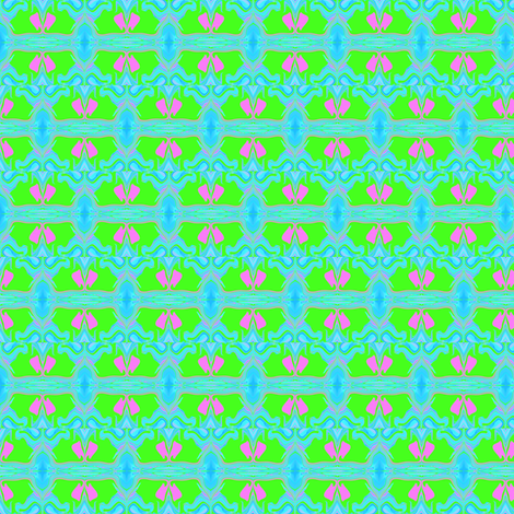 NUNU fabric by angelgreen on Spoonflower - custom fabric