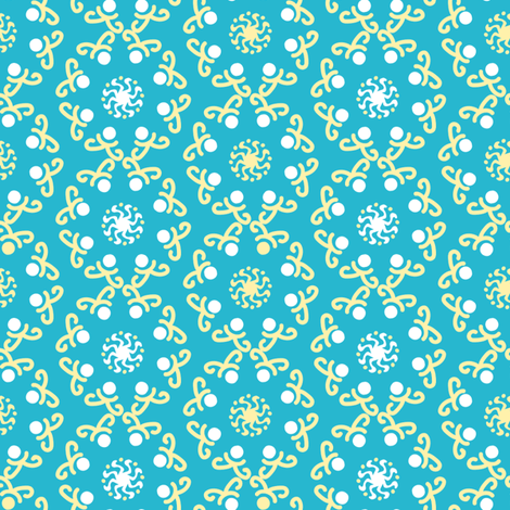 Mandala  fabric by kezia on Spoonflower - custom fabric