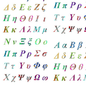 GREEK-ALPHABET