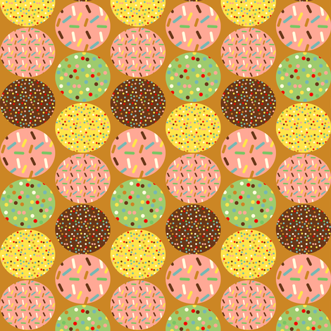 sprinkles fabric by heidikenney on Spoonflower - custom fabric