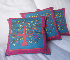 Tree of Life - Cushion cover