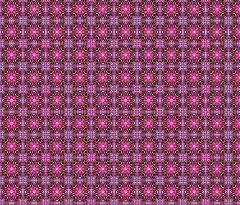 Purple-pink tile fabric by koalalady on Spoonflower - custom fabric