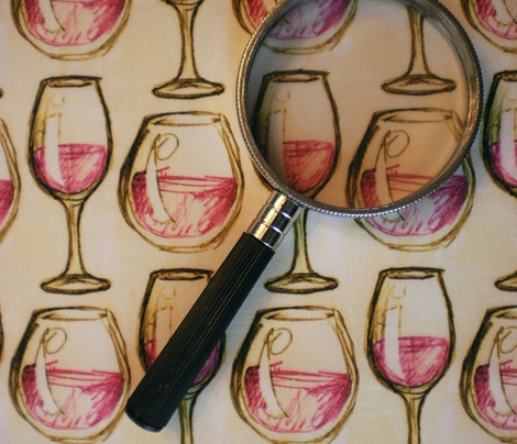 A Study in Wine Glasses