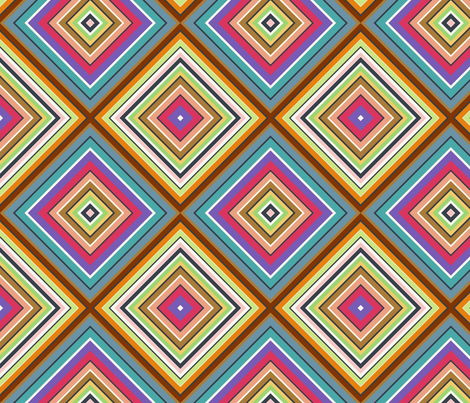 Hypnotizing you fabric by kato_kato on Spoonflower - custom fabric