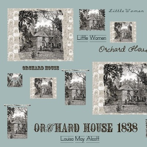Orchard House, home of Little Women