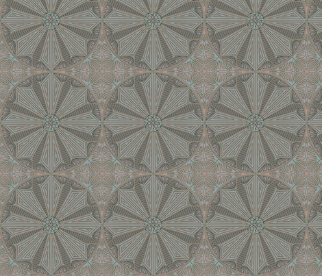 ©2011 Circle_of_Stone fabric by glimmericks on Spoonflower - custom fabric