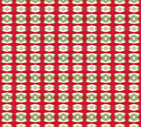 Holiday Origami fabric by susaninparis on Spoonflower - custom fabric