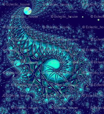 Cosmic Paisley