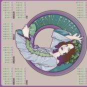 2015 Nouveau Calendar